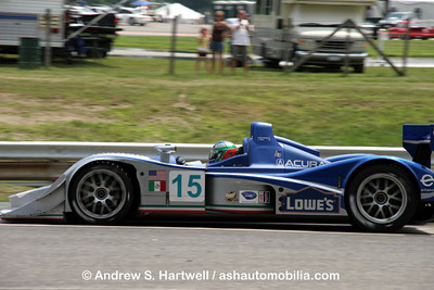 2007 ALMS At Lime Rock Park