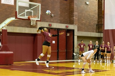 Willamette Volleyball vs. Lewis and Clark - Sep 26, 2018