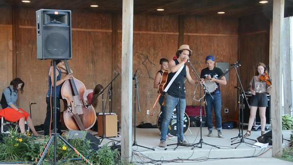 2013-07-21 Concert in Pine Island