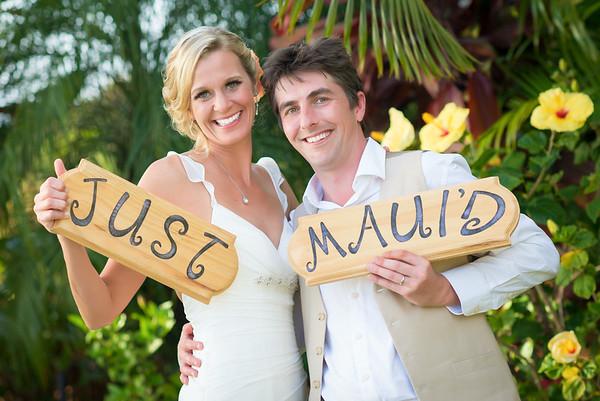 Congratulations Coral & David!