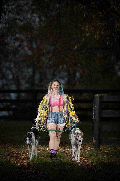 Sarah Dittmer - Harley Quinn