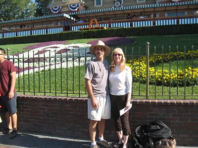 Anniversary at Disneyland 07/09/12