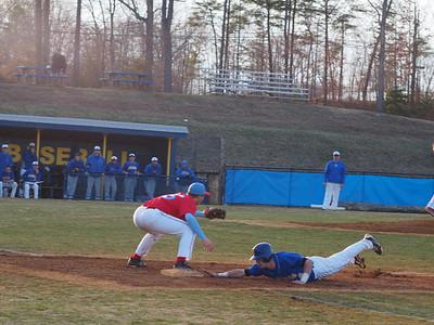 Varisty Baseball 3/17/14