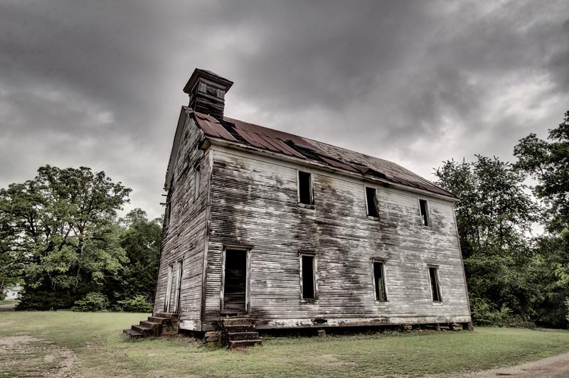 Hopper Church - Hopper, AR