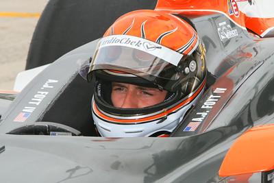 AJ Foyt IV Iowa Speedway 2007