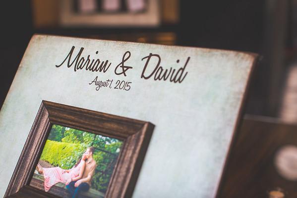 Marian & David
