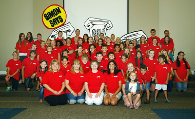 Choir Camp 2013