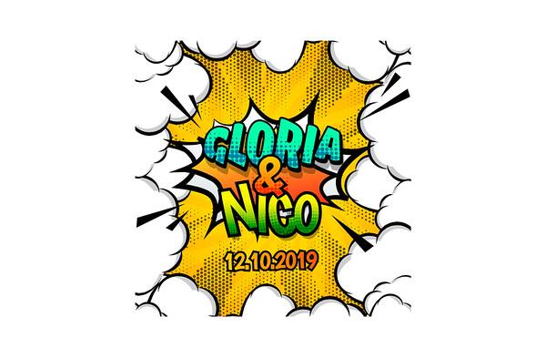 Gloria & Nico - 12 octubre 2019