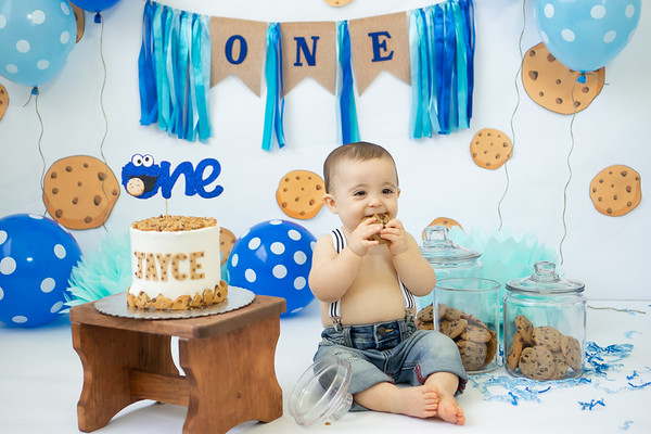 Jayce Turns ONE!