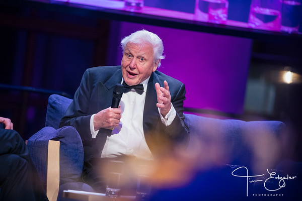 Hunter Foundation: Attenborough