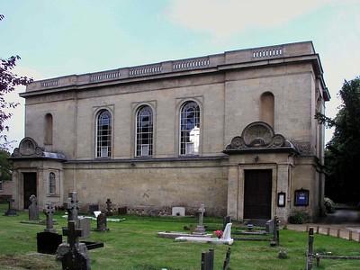 Holy Trinity, Roman Catholic, London Road, Chipping Norton, OX7 5AX
