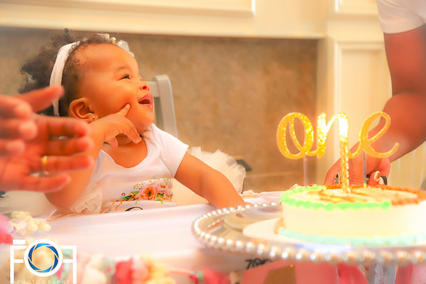 Lianne's First Birthday Party