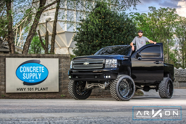 "ArKon OFF-ROAD - The ""Victory"" series Silverdo Shoot"