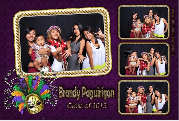 Brandy's Graduation Party (Fusion Portraits)
