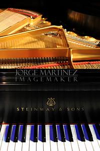 Van Cliburn International Piano Competition winner Nobuyuki Tsujii @ Latino Cultural Center