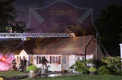 Carle Place F.D. Signal 10   Curtis Ave. 7/17/19