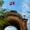 Welcome to Tivoli, Copenhagen, Denmark