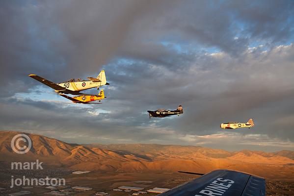 Reno Air Races - T-6 Class