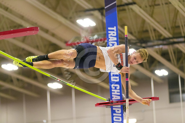 Wheaton College Indoor Track at National Championships (at North Central College), March 11, 2017