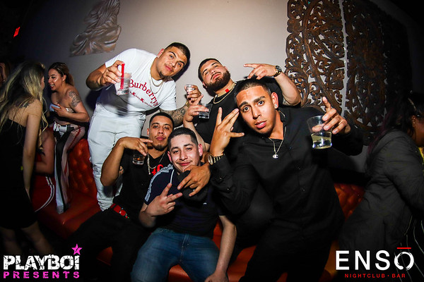 4/27 [Saturdays @Enso Nightclub]