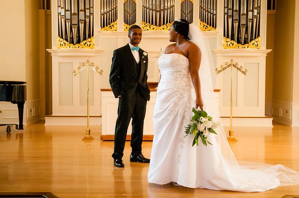 Aylysha & Joel Wedding