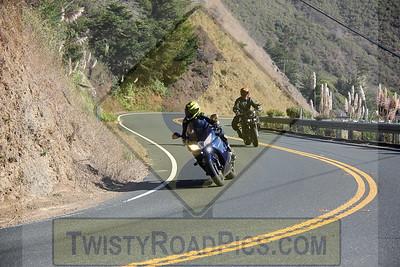 Highway 1 on Oct 8 16