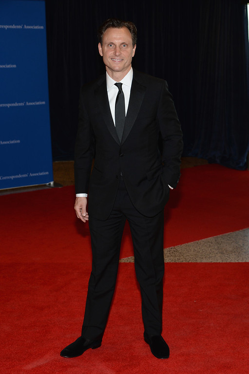 . Actor Tony Goldwyn attends the 100th Annual White House Correspondents\' Association Dinner at the Washington Hilton on May 3, 2014 in Washington, DC.  (Photo by Dimitrios Kambouris/Getty Images)