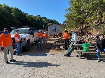 2020-07 Volunteer work