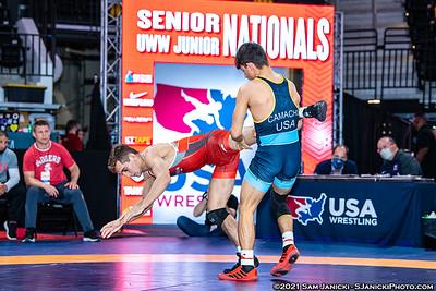 Senior Freestyle Finals & Awards - 2021 UWW Junior & Senior Nationals - 5-1-21