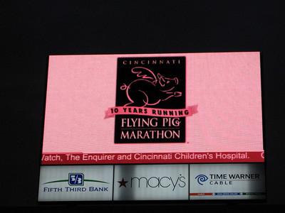 Flying Pig Half Marathon