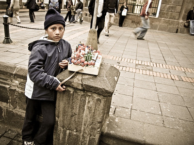 Quito: Life on the Street