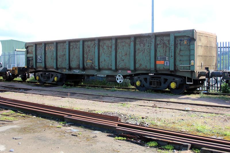 JNA vtg3448 Peterborough GBRF Depot 25/05/13.