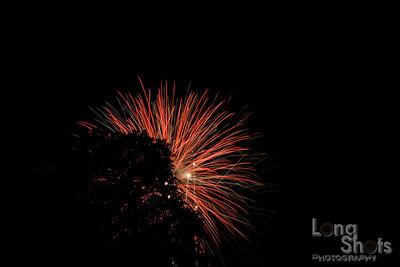 2007 Marysville Carnival Fireworks