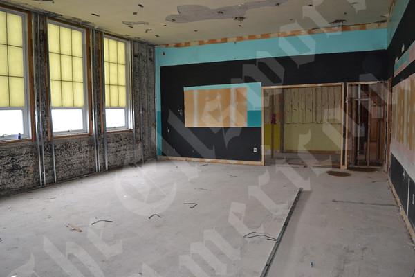 Moore Community Center Renovations