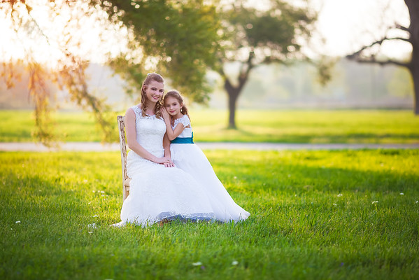 Ashley Rhoads Bridal Portraits