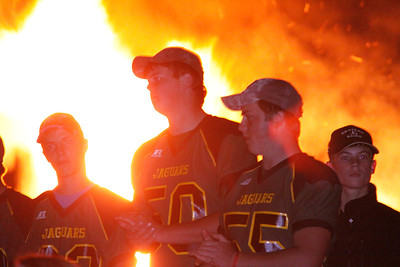 Tailgate Bonfire