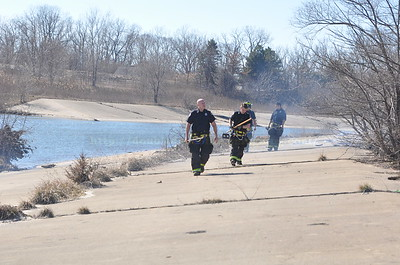 Dearborn - Brush Fire - Michigan and Southfield
