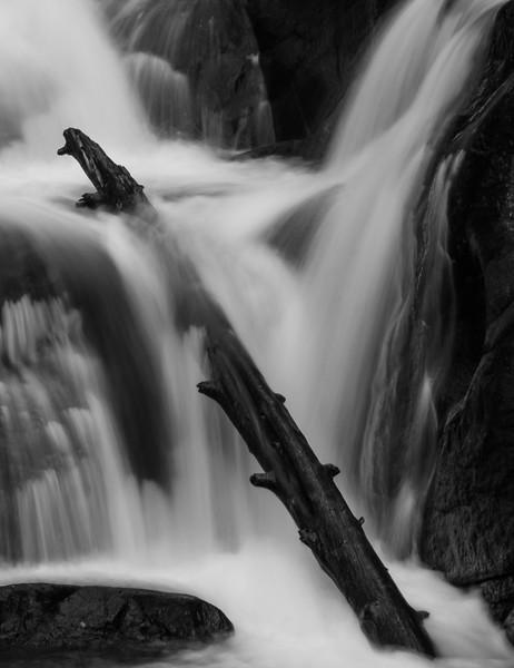 North Inlet Falls