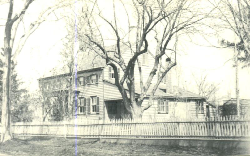 Robert Crossman Earl House on Stuyvesant ave.