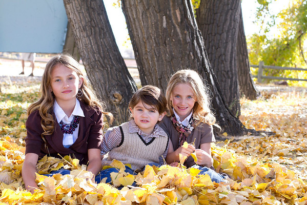 Eldon and Family Fall 2012