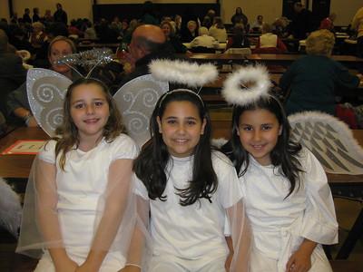 2010-12-19  3rd Gr. Plaisance - Nativity/Parish Caroling