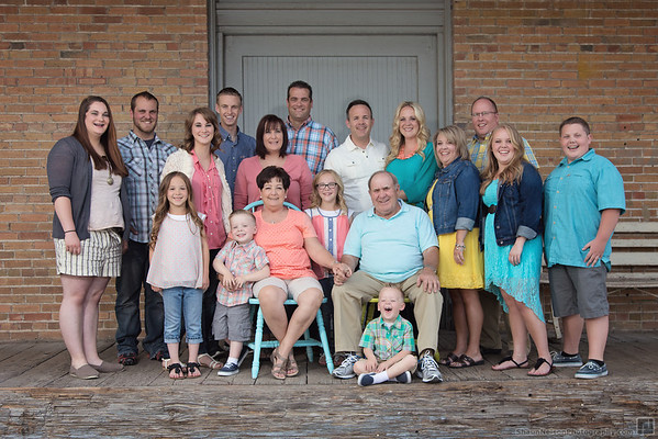 Hoover, Stuart & Strand Families