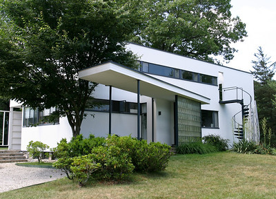 Gropius House, July 2004