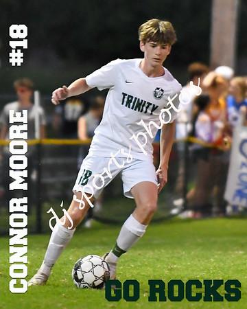 Trinity Boys Soccer Spirit Posters