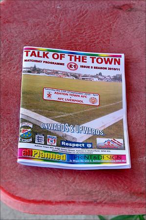 Ashton Town (a) D 0-0