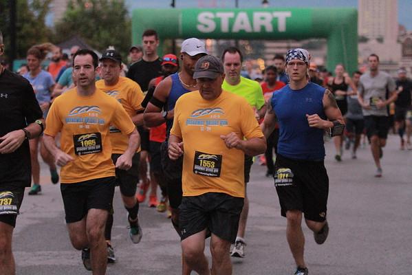 Half Marathon 10K Start