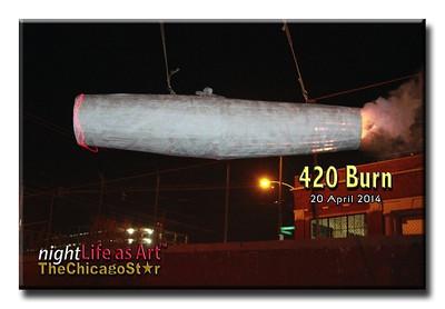 20 april 2014 420 burn