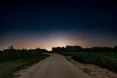 Shooting at Night