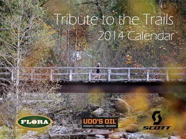 2014 Tribute to the Trails Calendar