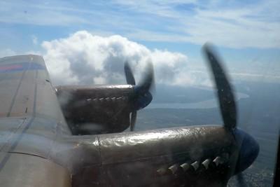 Al Wallace Lanc Flight  --[video]--